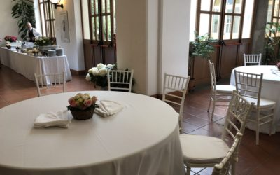 Eventi privati: budget, menù e consigli